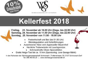 Kellerfest 2018
