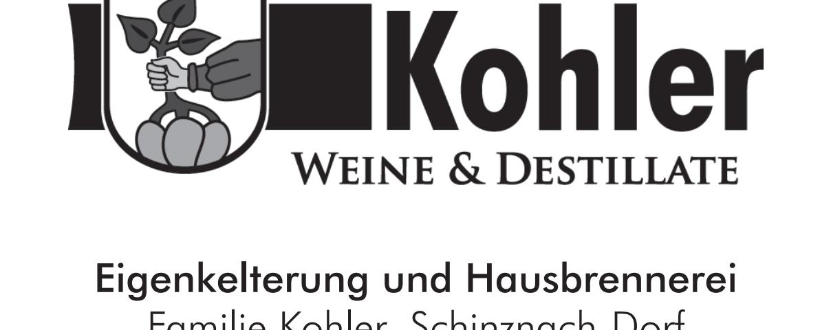 Logo Kohler Weine & Destilatte